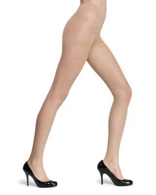 Women/'s HUE So Silky Sheer Control Top Pantyhose Hosiery