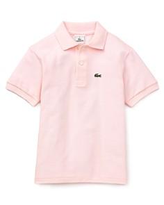 Lacoste Boys' Classic Piqué Polo Shirt - Little Kid, Big Kid - Bloomingdale's_0