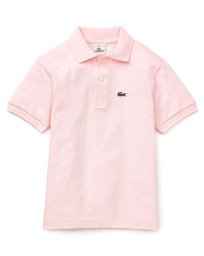 f2ae0ed79 Lacoste - Boys  Classic Piqu eacute  Polo Shirt - Little ...
