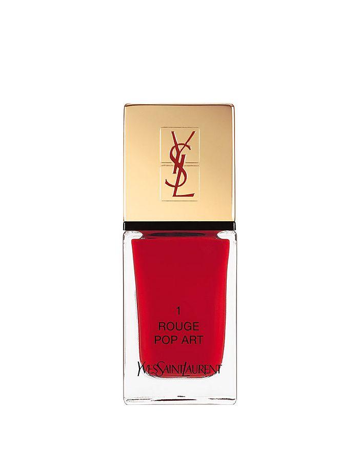Yves Saint Laurent - La Laque Couture Nail Polish
