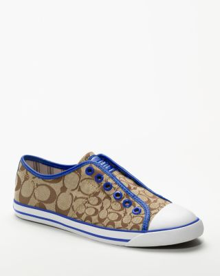 COACH Mika Laceless Sneaker