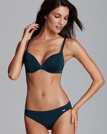 0cb3e4f643071 Calvin Klein Bra   Bikini - Push Positive Body Push Up  F3495   Push ...