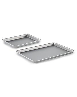 Calphalon - Calphalon Nonstick Jelly Roll Pan & Brownie Pan Set