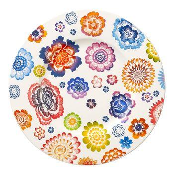 Villeroy & Boch - Anmut Bloom Salad Plate