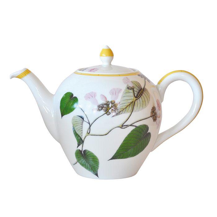 Bernardaud - Jardin Indien Teapot
