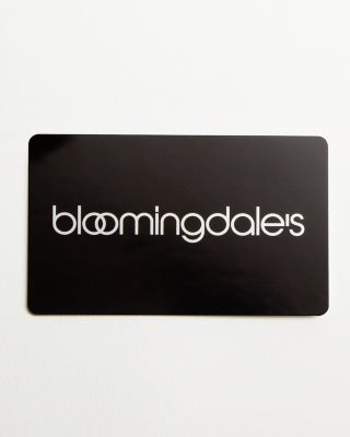 Only at Bloomingdale's Gift Card in Black, $200