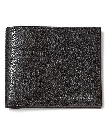 Longchamp Le Foulonné Bifold Wallet | Bloomingdale's