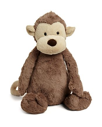 Jellycat - Bashful Huge Monkey - 21""