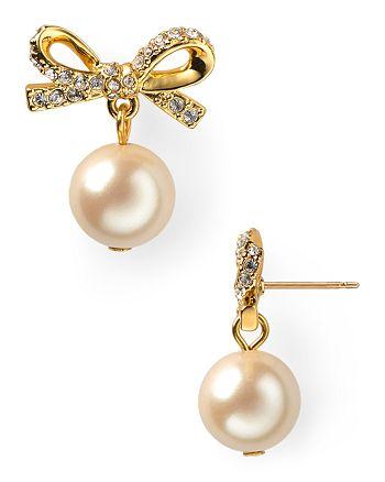 kate spade new york - Skinny Mini Drop Earrings