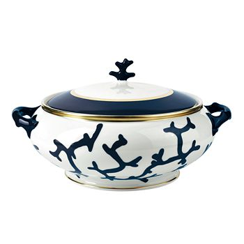Raynaud - Cristobal Turquoise Soup Tureen