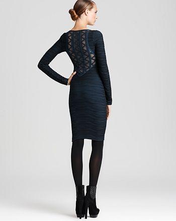 BCBGeneration - Back Cutouts Dress
