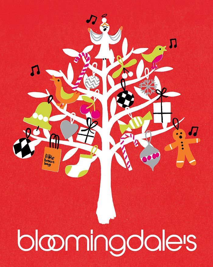 Bloomingdale S Merry Christmas E Gift Card 2017