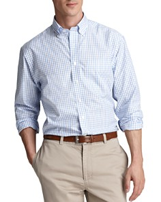 Vineyard Vines Check Murray Classic Fit Button-Down Shirt - Bloomingdale's_0