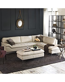Chateau D'ax - Corsica 2-Piece Sectional - Right Facing Corner