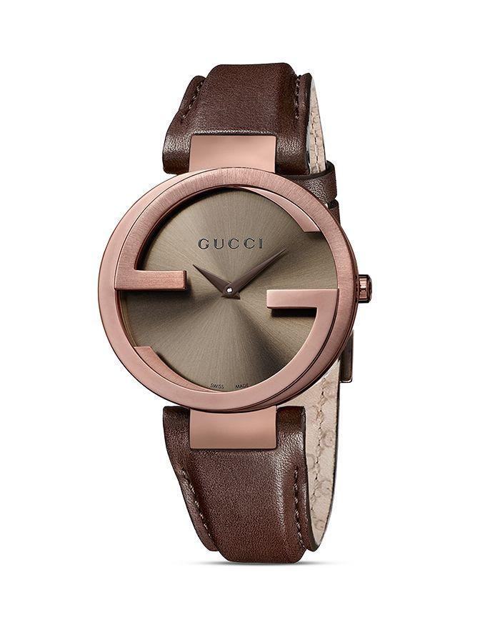Gucci - Interlocking Watch, 37mm