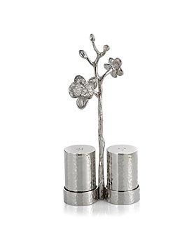 Michael Aram - White Orchid Salt & Pepper Set