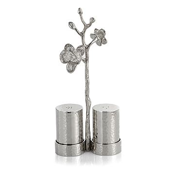 Michael Aram - White Orchid Salt & Pepper Set