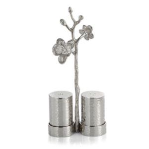 Michael Aram White Orchid Salt & Pepper Set