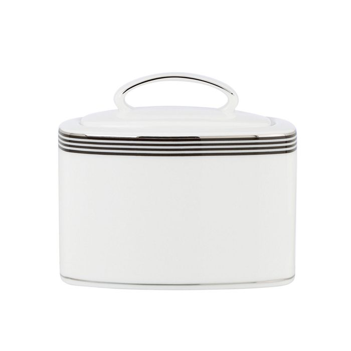 kate spade new york - Parker Place Sugar Bowl with Lid