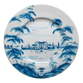 Juliska - Country Estate Delft Blue Dinner Plate Main House