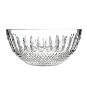 Waterford Colleen 60th Anniversary Collection 9 Bowl, Clear