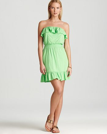 Lilly Pulitzer Vinita Swimsuit Cover Up Dress Bloomingdales