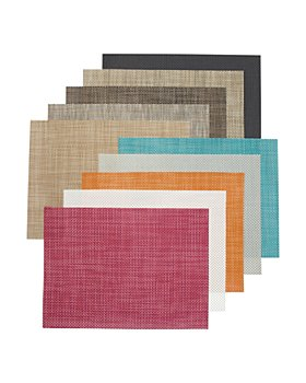 "Chilewich - Chilewich ""Basketweave"" Table Linens"
