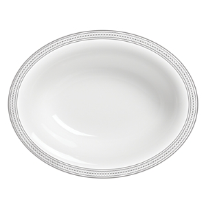 Vera Wang Wedgwood Moderne Oval Vegetable Dish