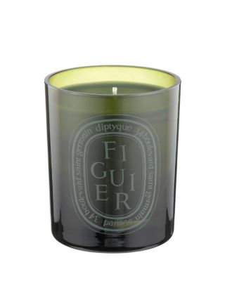 Figuier Colored Candle by Diptyque