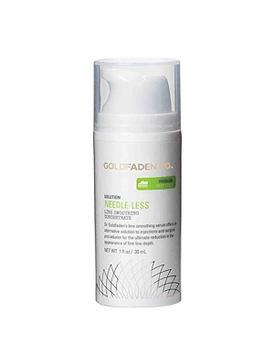 Needle-less Line Smoothing Concentrate