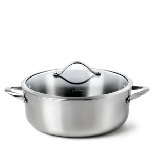 Calphalon Contemporary Stainless Steel 8-Quart Dutch Oven 719903