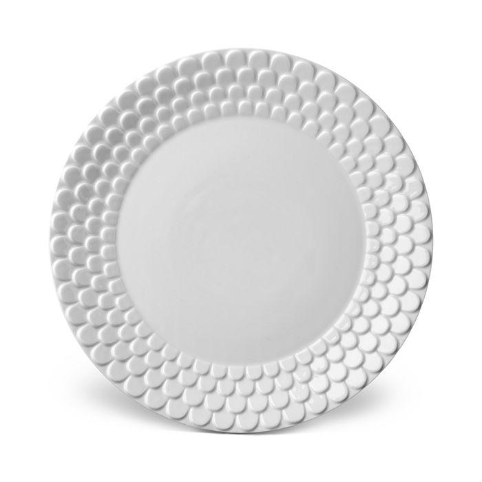 L'Objet - Aegean White Dinner Plate