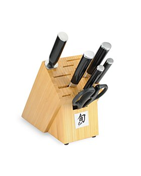 Shun - Shun Classic 7-Piece Essential Knife Block Set