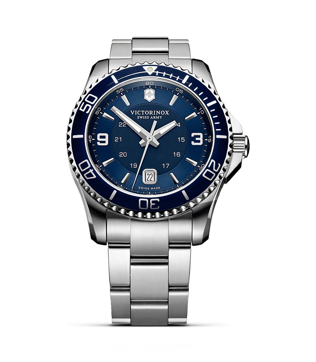 Victorinox Swiss Army Maverick GS Bracelet Watch, 43mm | Bloomingdale\'s