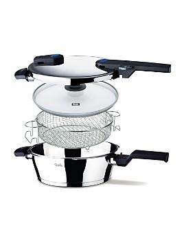 Fissler - Fissler Vitaquick Pressure Pan Set