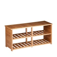 Honey Can Do Bamboo Shoe Bench - Bloomingdale's Registry_0