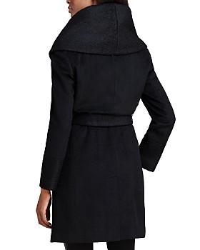 Calvin Klein - Belted Wrap Coat