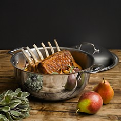 All-Clad - Copper Core 5.5 Quart Dutch Oven