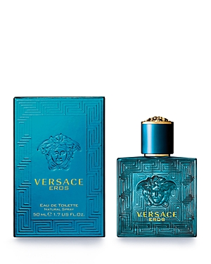 Key Notes: - Top notes: mint, green apple, lemon - Middle notes: tonka bean, geranium, ambroxan - Base notes: vanilla, oak moss, cedar, vetiver About The Fragrance: Love, Passion, Beauty and Desire: These are the key concepts of the new men\\\'s fragrance by Versace. The perfection of the male body is fused with the allusion to Greek Mythology. Eros, God of Love, able to make people fall in Love with his bow and arrow. Versace Eros is a fragrance for a strong man, passionate and master of himself.