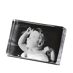 "Simon Pearce Woodbury Square Horizontal Photo Block Gift Set, 4"" x 6"" - Bloomingdale's Registry_0"