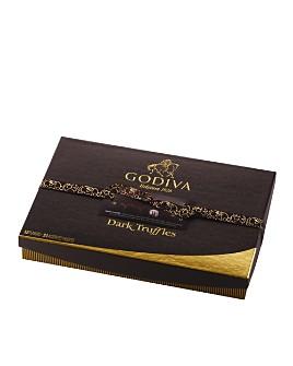 Godiva® - Godiva® 24 Piece Dark Signature Truffles Gift Box