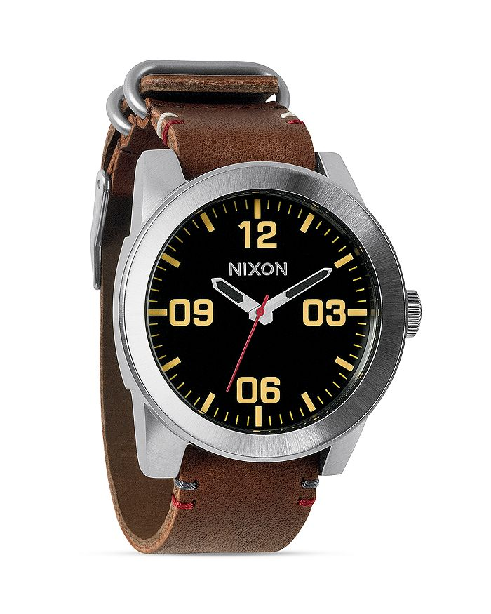 Nixon Watches THE CORPORAL WATCH, 48MM
