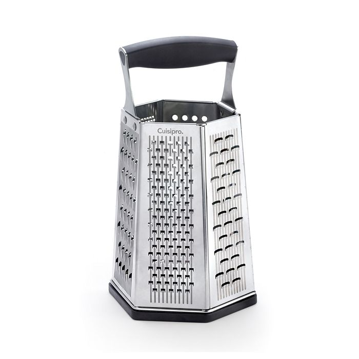 Cuisipro - 6-Sided Grater