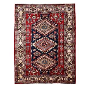 Shirvan Collection Oriental Rug, 4'4 x 5'6