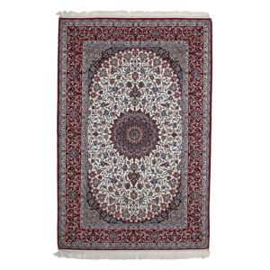 Isfahan Collection Persian Rug, 5'4 x 8'