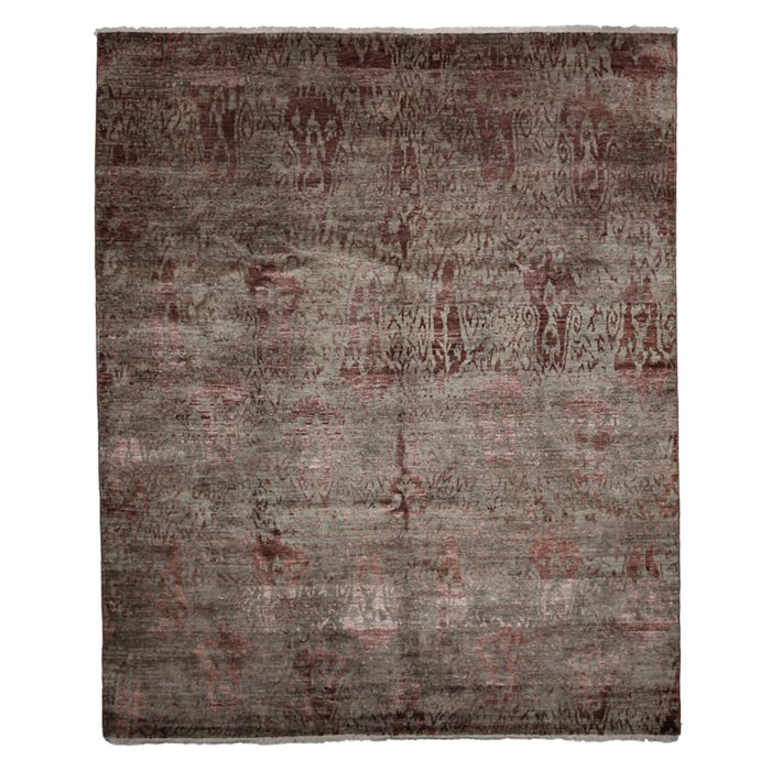 """Bloomingdale's - Ikat Collection Oriental Rug, 8' x 9'10"""""""