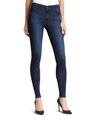 AG Adriano Goldschmied Womens Farrah High-Rise Skinny Ankle