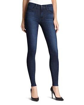 AG - Farrah High Rise Skinny Jeans in Brooks
