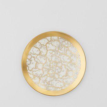 Michael Wainwright - Tempio Luna Coupe Bread Plate