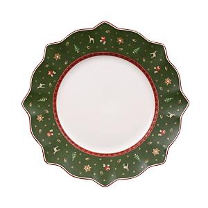 Villeroy & Boch Toy's Delight Dinner Plate, Green